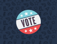 Primary Election is today, March 6