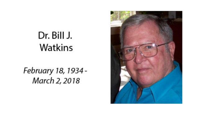 Dr. Bill J. Watkins