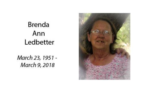 Brenda Ann Ledbetter