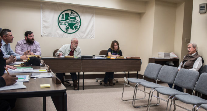 City Commissioners set November election for alcohol sales