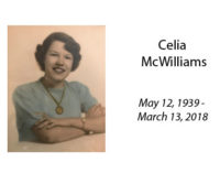 Celia McWilliams