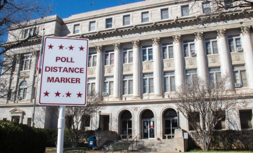 Early voting totals down from 2014 primary