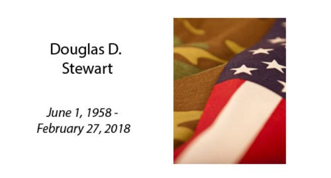 Douglas D. Stewart
