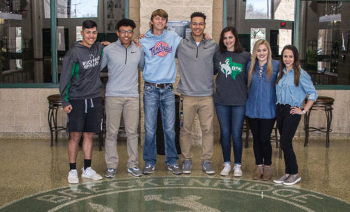 BHS senior athletes chosen for FCA honors