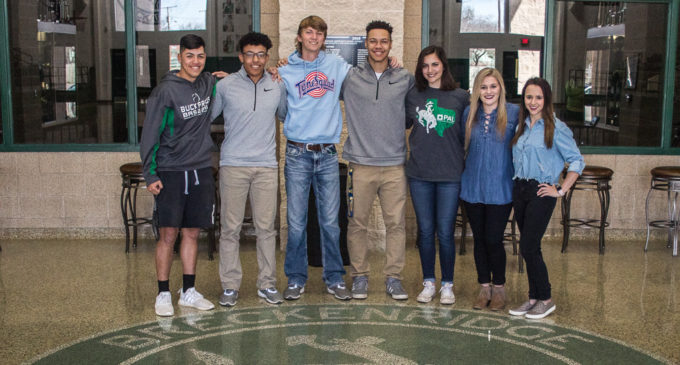 BHS senior athletes chosen for FCA honors