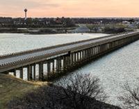 Maintenance on 'mile-long' bridge to begin next week