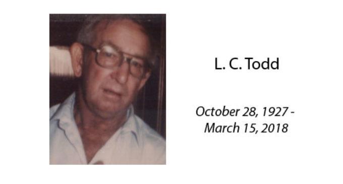 L. C. Todd