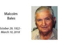 Malcolm Bales