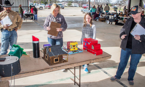 Birdhouse contest winners chosen during Trade Days