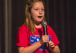 South Elementary Puts on a Talent Show