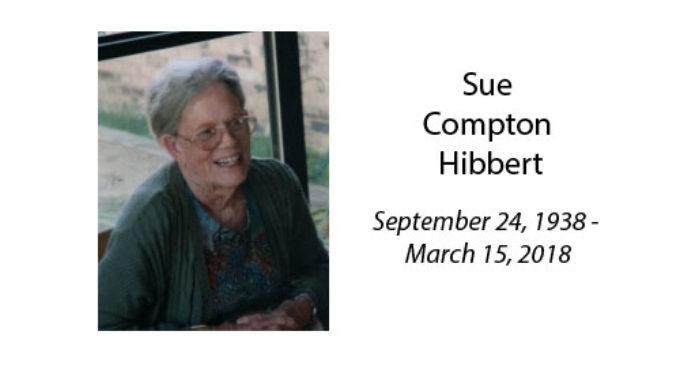 Sue Compton Hibbert