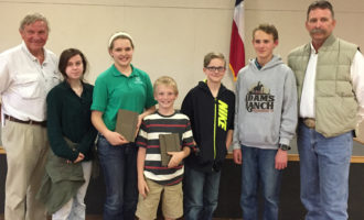 Local 4-H'ers compete in Plant ID contest