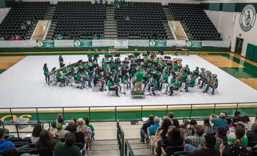 BHS Band to host annual Spring Concert, Baked Potato Fundraiser on Monday, April 15