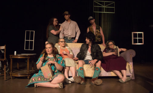 BHS theater to present 'Ash Girl,' 'Dearly Departed' this weekend