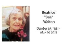 Beatrice 'Bea' Walton