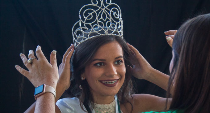 Layni Hinson crowned Miss Breckenridge at Frontier Days opening event