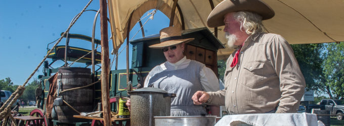 Frontier Days brings cowboys, cars and carnival to town