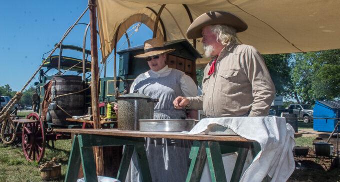 Breckenridge's Chuckwagon Cook-off slated for Saturday, May 1