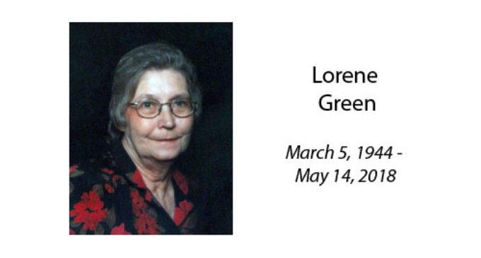 Lorene Green