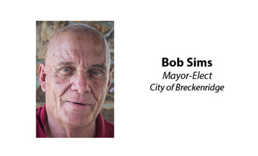 Sims elected as new Breckenridge mayor
