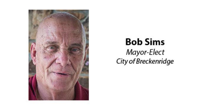 Sims elected as new Breckenridge mayor
