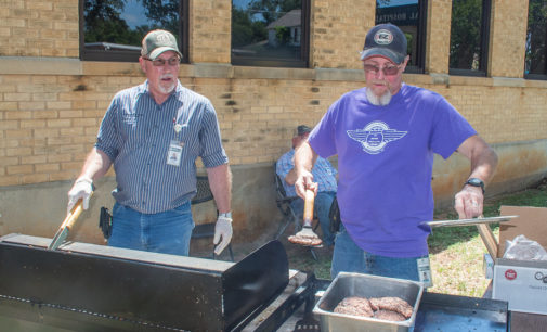 SMH to celebrate National Doctor's Day with hamburger cookout on Friday