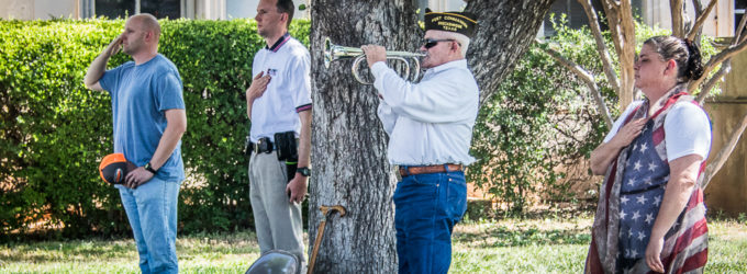 VFW Post 7767 hosts Memorial Day service