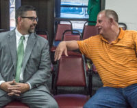 BISD names new high school principal in special meeting Tuesday