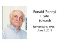 Ronald (Ronny) Clyde Edwards