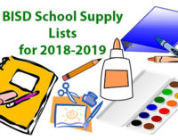 Pencils and pens and paper: School supply lists are available