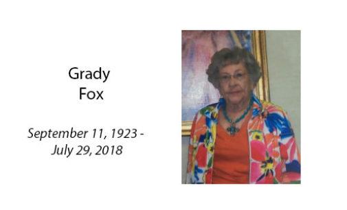 Grady Fox