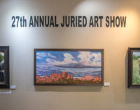 BFAC's Juried Art Show reception slated for tonight