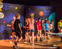 Theater camp to present 'Gulliver's Travels' today
