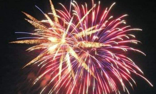 Tonight's Salute in the Salt Flats fireworks show to benefit local volunteer fire departments