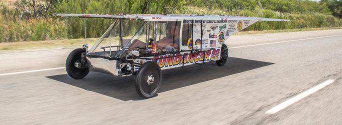Solar car race makes pit stop in Breckenridge