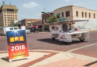 Solar Car Challenge 2018 stops in Breckenridge