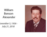 William Benson Alexander