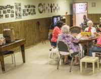 Breckenridge Senior Center offers meals, camaraderie