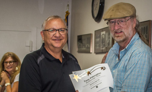 Breckenridge Texan honored with recent awards
