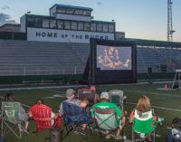 Movie Night kicks off Buckaroo spirit for 2018 football season