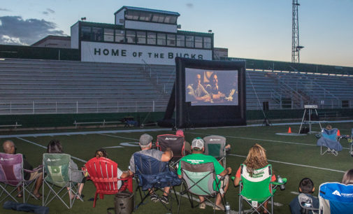 Movie Night kicks off Buckaroo spirit for 2018 football season