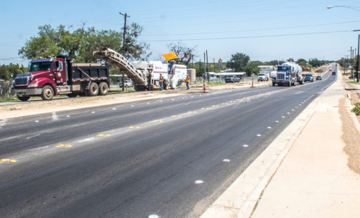 TxDOT provides update on local road construction projects
