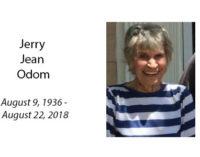 Jerry Jean Odom