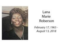 Lana Marie Roberson