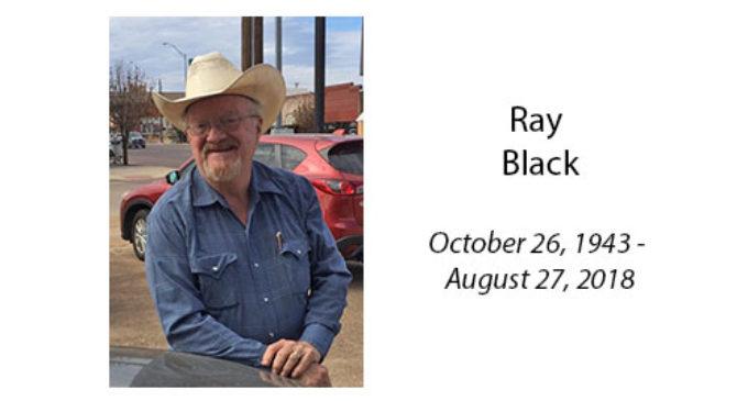 Ray Black