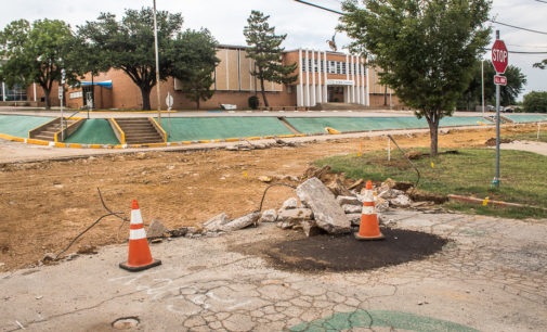 BISD provides maps, directions for avoiding road construction at BHS and BJHS when school starts