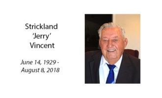 Strickland 'Jerry' Vincent