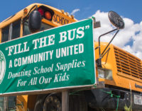 This weekend: Tax-free holiday and Fill-the-Bus campaign