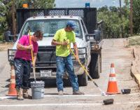School starts today in Breckenridge — drive safely
