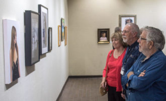 Breckenridge hosts first juried exhibition for Texas members of Portrait Society
